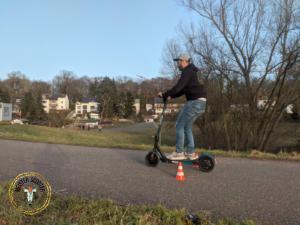 E-Scooter Soflow S06 Test - Praxistest