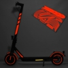 E-Scooter Reflektor Aufkleberset 2