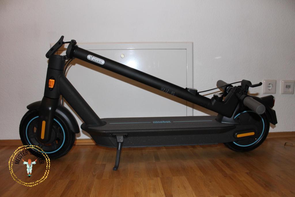 Klappmechanisums Segway Ninebot MAX G30D