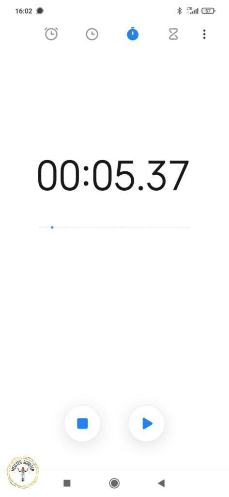 Segway Ninebot MAX G30D Beschleunigungszeit