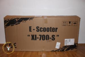 Viron XI-700-S Verpackung