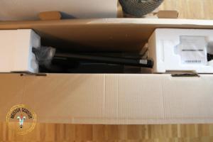 gut verpackt Segway Ninebot MAX G30D
